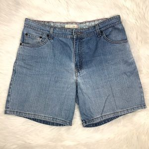 Levis 550 Relaxed Fit Jeans High Rise Shorts